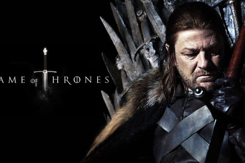 ... Sean Bean, Eddard Stark, series, Game of Thrones Emilia Clarke, Khal  Drogo ...