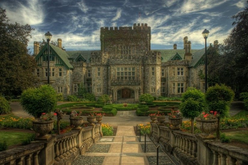 Castle HDR Wallpaper