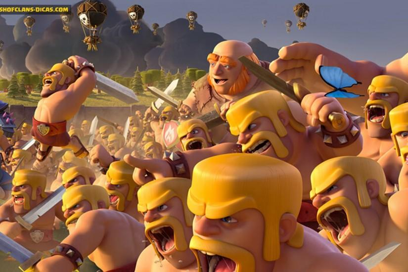 free download clash of clans wallpaper 1920x1080 for phones