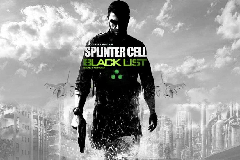 Splinter Cell Blacklist HD Wallpapers