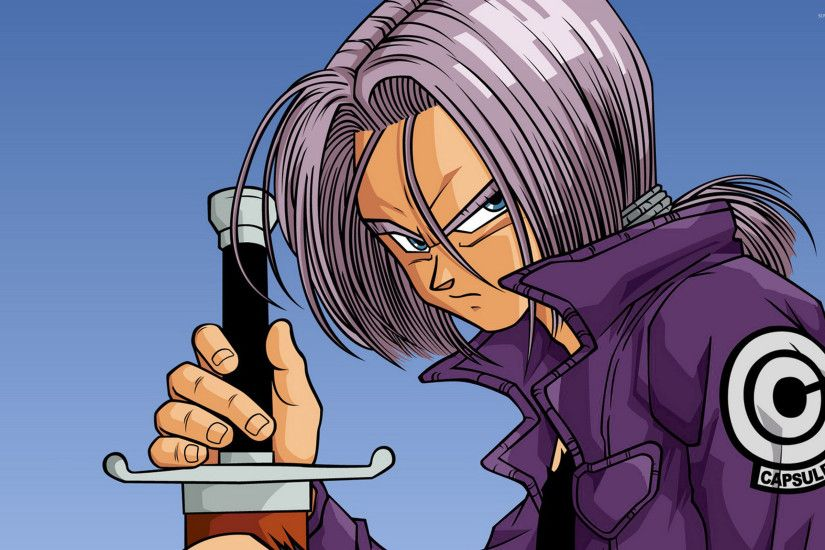 Trunks - Dragon Ball Z wallpaper
