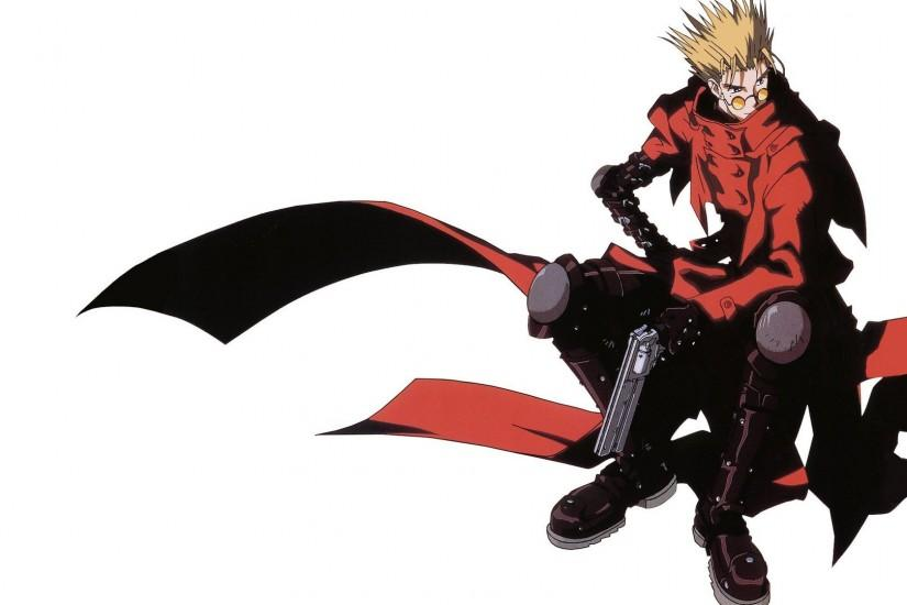 Vash The Stampede Wallpaper 298635. TAGS: Trigun