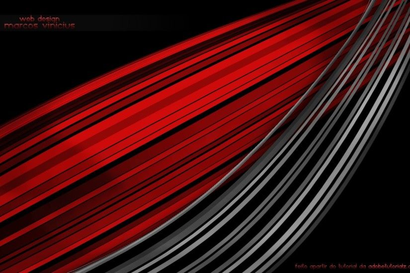 Red And Black Abstract Backgrounds