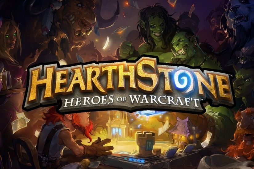 Preview wallpaper hearthstone heroes of warcraft, magic the gathering,  free-to-play