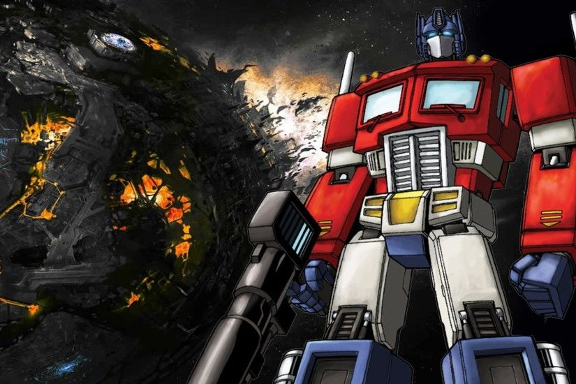Transformers Fall of Cybertron - G1 Optimus Prime Trailer / Gameplay  (Ps3/Xbox 360)