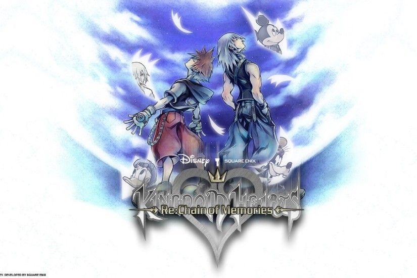 Video Game - Kingdom Hearts Chain Of Memories Riku (Kingdom Hearts)  Wallpaper
