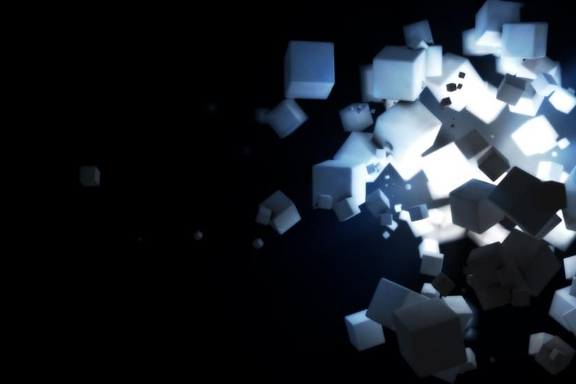 Dark Cubes Wallpapers | HD Wallpapers