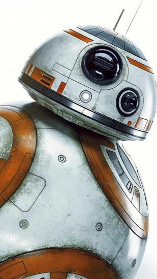 Movie Star Wars Episode VII: The Force Awakens Star Wars BB-8 Mobile  Wallpaper
