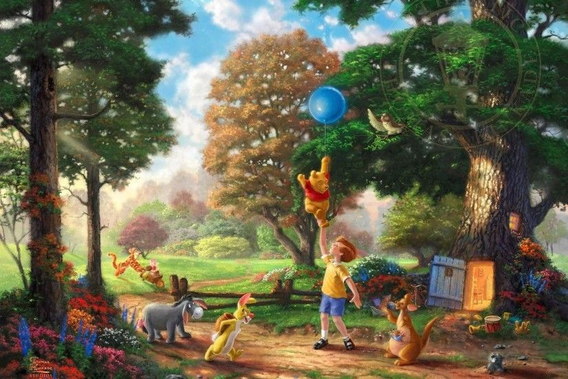 Thomas Kinkade Disney Wallpaper Source · 2000x1613 Thomas Kinkade Disney  Wallpapers Cartoon Wallpapersafari