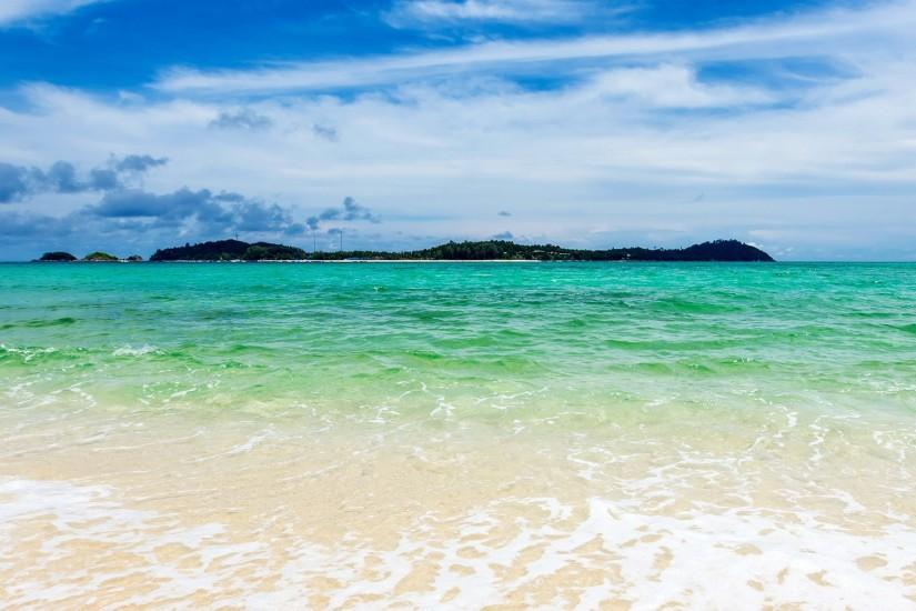 koh rong island background wallpaper
