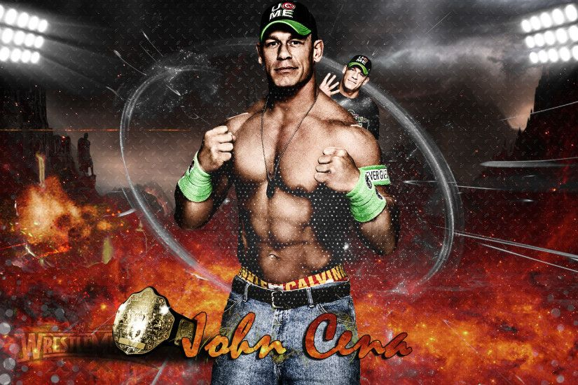 John Cena Wallpaper by AMJ07 on DeviantArt