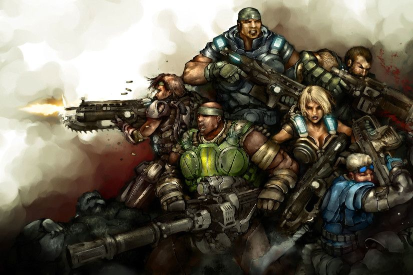 Video Game - Gears Of War 3 Wallpaper