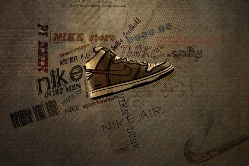 3840x2160 Wallpaper nike, concept art, brand, sport, shoes