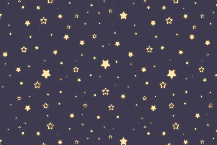 Design A Glowing Star Pattern And Turn It Into A Background!