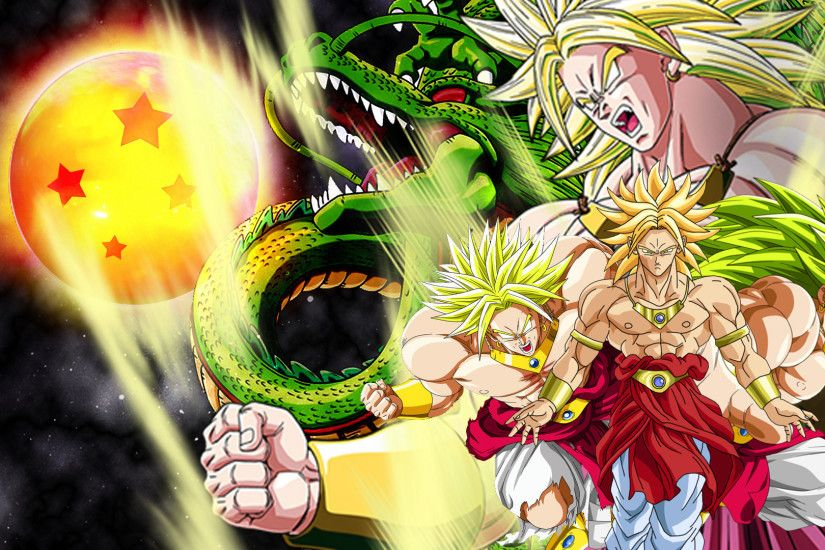 Dragon Ball Z Broly Wallpapers Mobile For Free Wallpaper