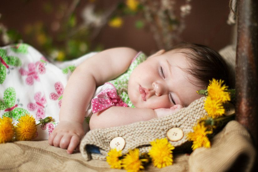 Cute Sleeping Baby HD Wallpaper Cute Baby, HD, Wallpapers, Sweet, Babies,