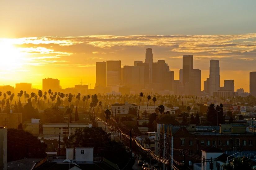 cool los angeles wallpaper 1920x1080 smartphone