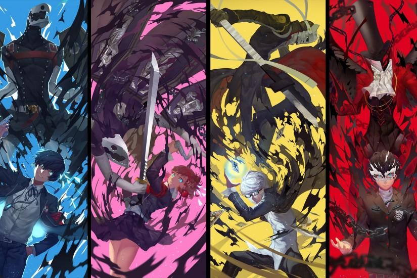 persona 3 wallpaper 2508x1476 for tablet