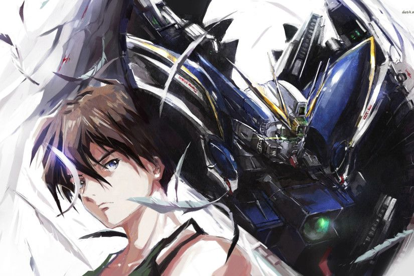 Anime Wallpaper: Gundam Unicorn Wallpaper Free HD Quality Resolution .