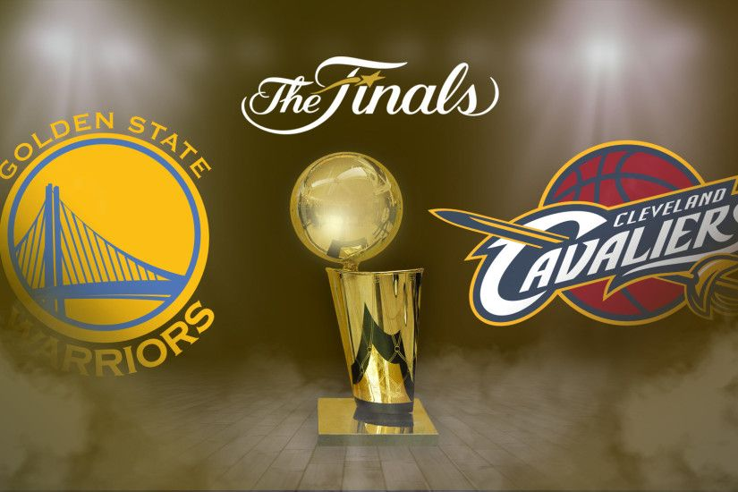 NBA final 2016 Golden State Warriors vs Cleveland Cavaliers. Download free  wallpaper.