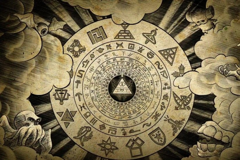 So now that we know the Cipher wheel symbols did represent people, let's  look at this. Were these people meant to defeat Bill in other time periods  under ...