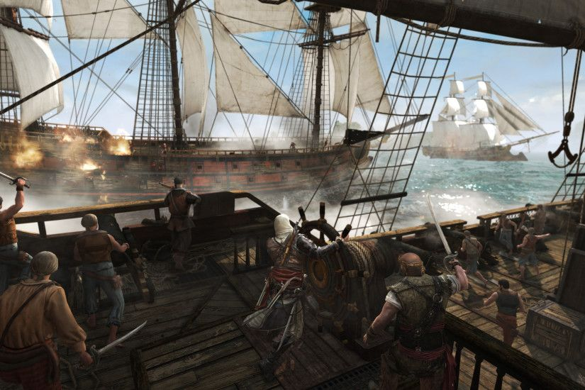 Assassin's Creed 4: Black Flag- Ship Boarding Tips | Tips | Prima Games