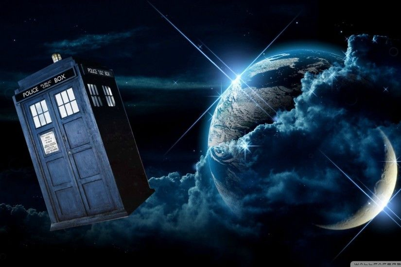 ... Doctor Who Wallpapers TARDIS - Wallpaper Cave ...