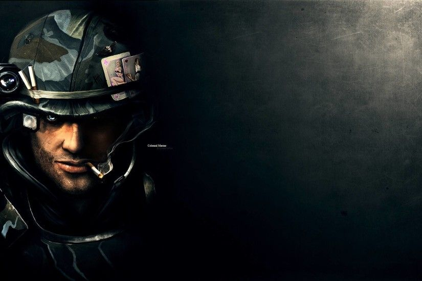 Amazing Soldier Wallpapers – 1920x1200 px for PC & Mac, Tablet, Laptop,  Mobile
