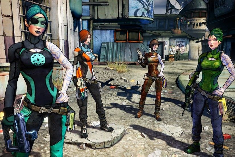 Borderlands 2 Preview