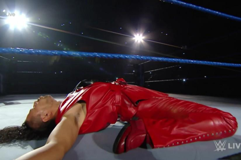NXT Superstar Nakamura introduced himself to a euphoric SmackDown crowd