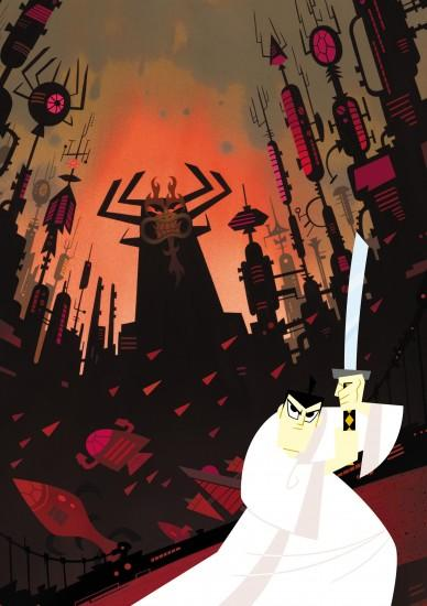 samurai jack wallpaper 1801x2550 for mobile