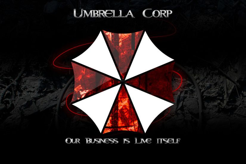 Logo of Umbrella Corporation | LogoMania | Pinterest | Umbrella corporation,  Vector format and Logos