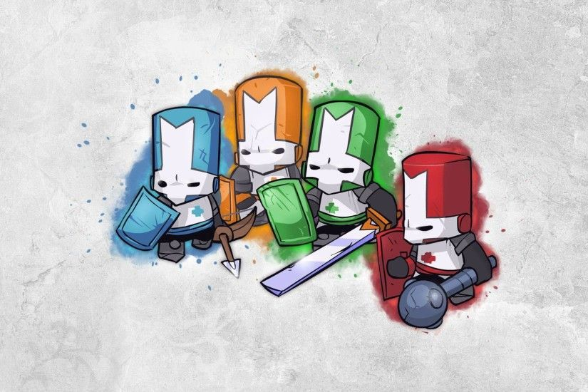 Castle Crashers Wallpapers - Wallpaper Cave