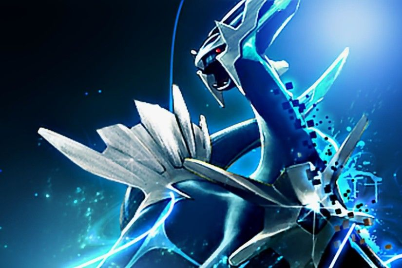 Wallpapers For > Dialga Wallpaper