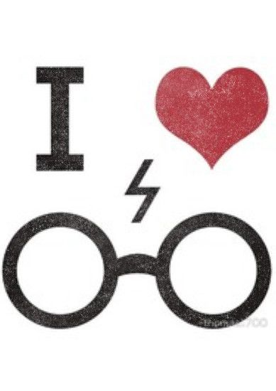 I ♡ love Harry Potter