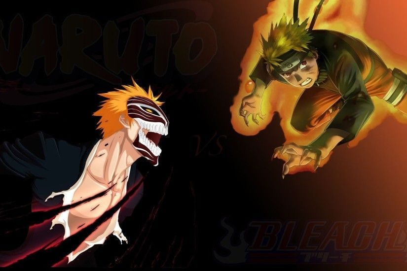 (1920x1080) - Naruto Bleach Wallpapers - HD Wallpapers