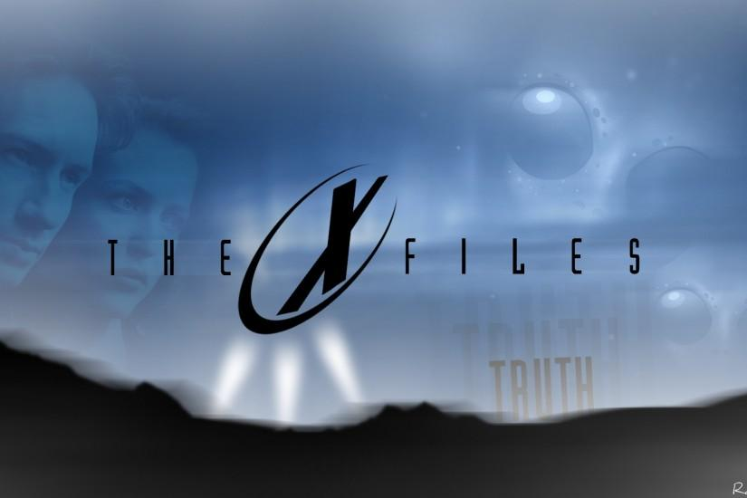 the x files by ratchethd watch fan art wallpaper movies tv 2013 2016 .