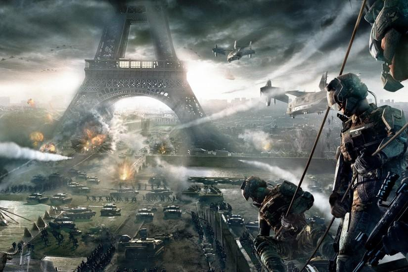 Call of Duty Widescreen Wallpapers 17246
