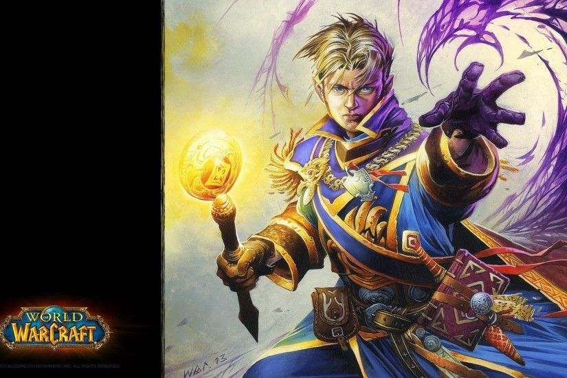 video Games, World Of Warcraft, Priest Wallpapers HD / Desktop and Mobile  Backgrounds