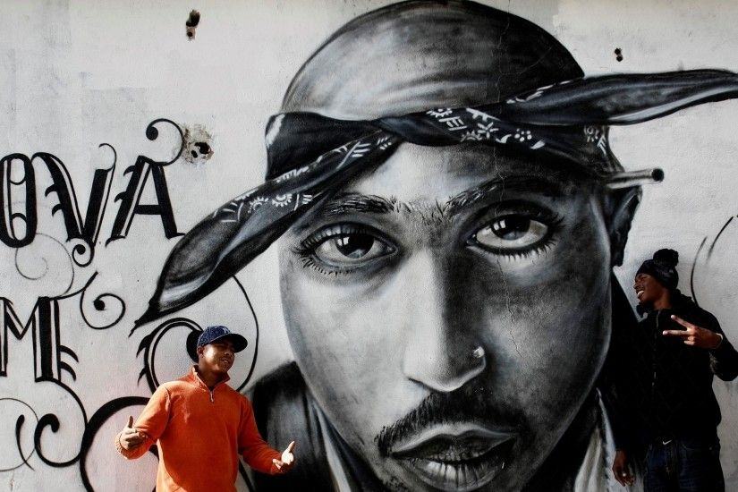 ... Tupac Wallpapers - Wallpaper Cave ...