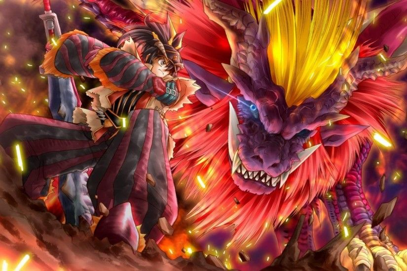 Monster Hunter Freedom Unite Teostra