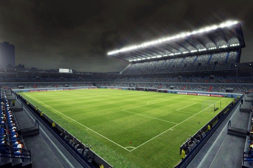 HD Soccer Stadium Backgrounds 2018, 31 May