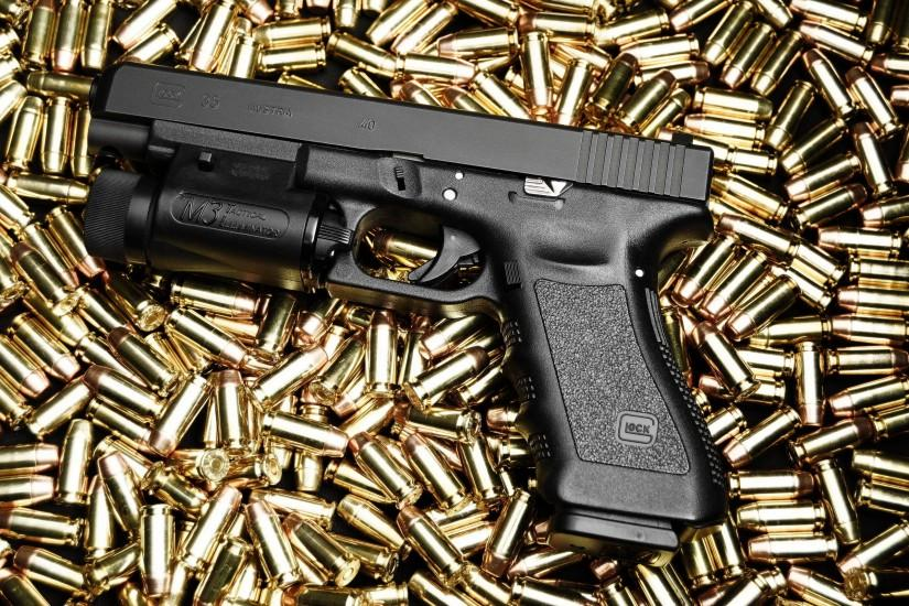 HD Wallpaper | Background ID:253091. 2560x1600 Weapons Glock Pistol