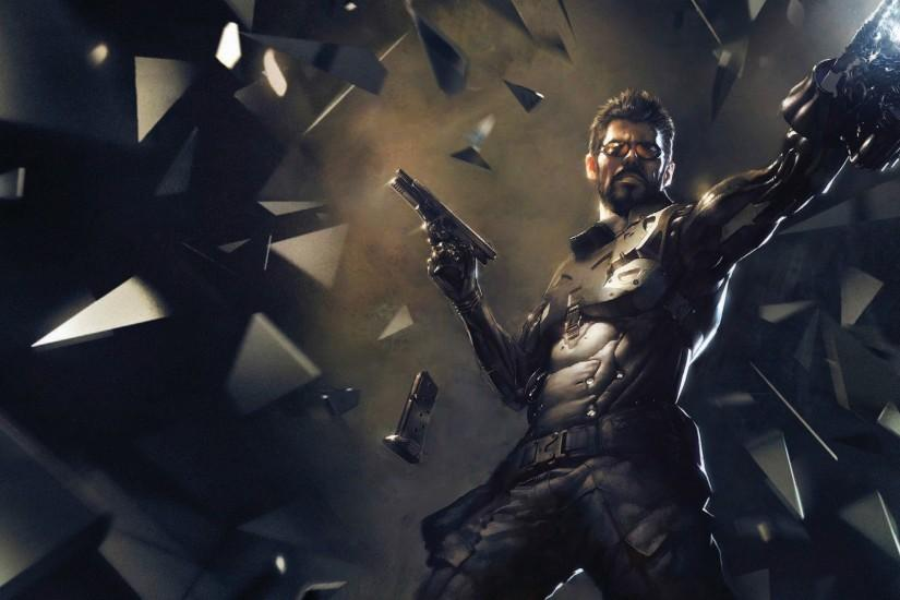 ... Deus Ex: Mankind Divided 1080p Wallpaper ...