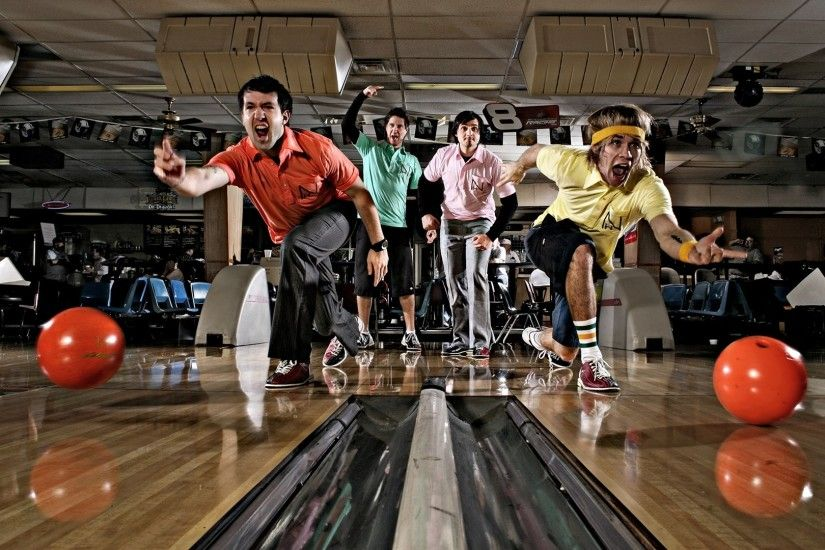 1920x1080 Wallpaper hawk nelson, bowling, game, scream, band