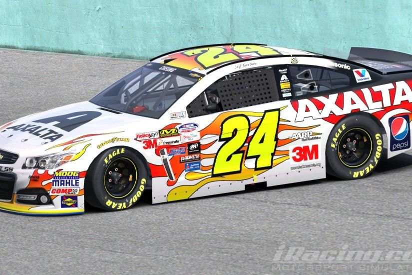 About this Paint. 2015 Jeff Gordon ...