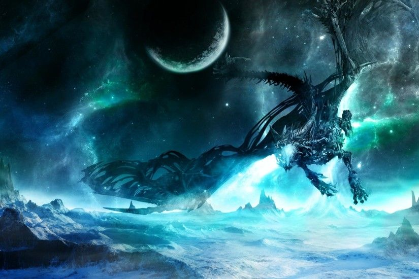4 Sindragosa (World Of Warcraft) HD Wallpapers | Backgrounds - Wallpaper  Abyss