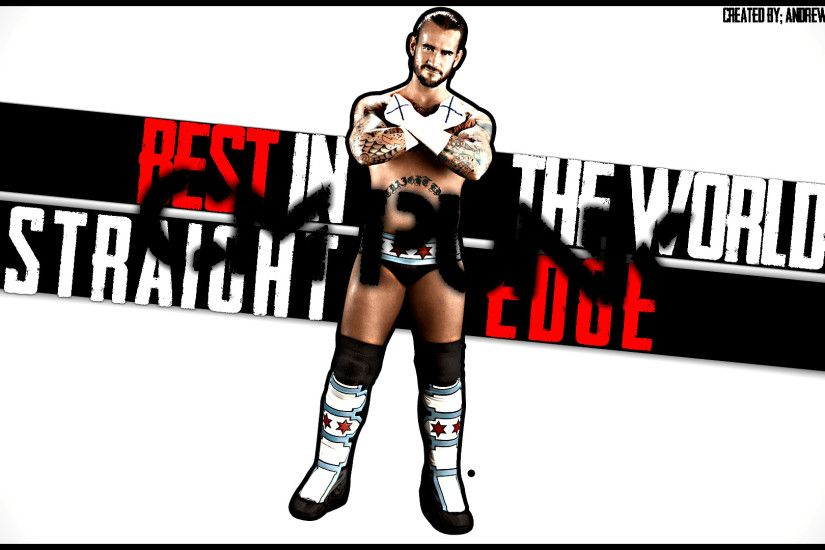 CM Punk Wallpaper] l andrulabz by AndrewWantsYouV1 on DeviantArt