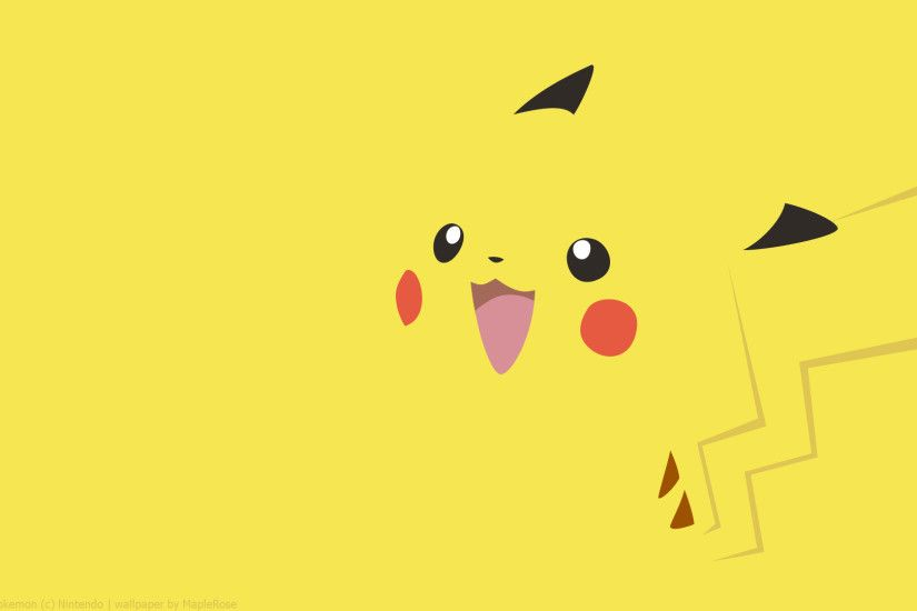 Video Game - Pokémon Yellow: Special Pikachu Edition Pikachu Wallpaper
