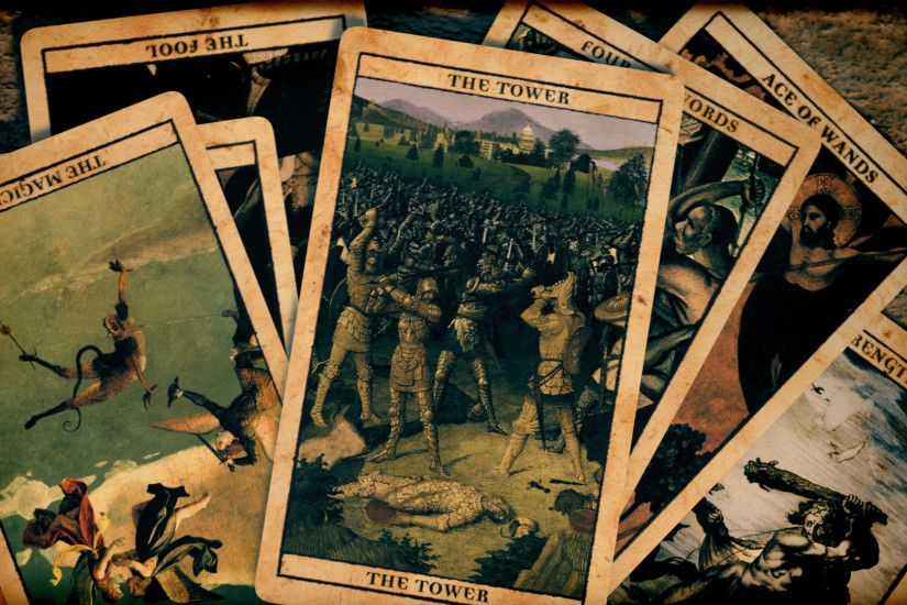 Tarot Cards Tarot Dark Occult Wallpaper At Dark Wallpapers